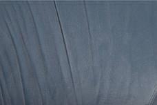 Крісло CARINTHIA текстиль блакитний, фото 2
