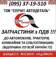 Патрубок (шланг) радиатора ГАЗ-53, ЗМЗ нижний (пр-во Россия), 53-1303025, фото 1