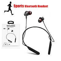 Беспроводные магнитные вакуумные наушники M8 Sport Bluetooth