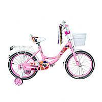 """Детский велосипед Spark Kids Follower (колеса 20"""", рост до 125 см)"""