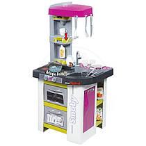Интерактивная детская кухня Mini Tefal Studio Bubble Smoby 311027. Кухня для детей