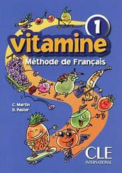 Vitamine 1 Livre de l`eleve (Підручник)