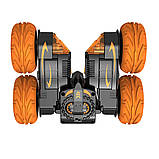 Автомобіль трансформер, трюкової на радіокеруванні JJRC SY005 Stunt Car жовтий (JJRC-SY005O), фото 3