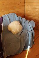 Плед шерстяной, из овечьей шерсти, 2х2.2м ПП4