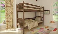 Кровать Бай-бай двухъярусная 90 (Мебигранд/Mebigrand) 960х2020(2120)х1700мм, фото 1