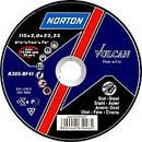 Абразивні круги Norton Vulcan. Відрізні і зачисні.