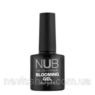 NUB Blooming gel Clear Прозора акварельна база 8мл