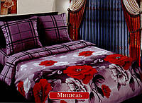 Комплект постельного МИШЕЛЬ двойной