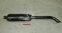 Глушитель МТЗ с дв.Д245 черн. (L=1370 мм) (пр-во ЮТАС, г. Мелитополь) 245-1205015