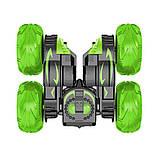 Автомобиль трансформер, трюковой на радиоуправлении  JJRC SY005 Stunt Car зелёный (JJRC-SY005G), фото 3