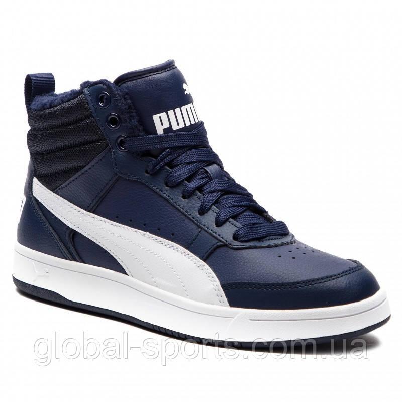 Чоловічі черевики Puma Find Rebound Street v2 Fur High Tops (Артикул: 36371706)