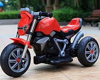 Детский мотоцикл M 3639 - 3, красный