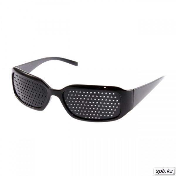 97ddf811fee3 Очки (перфорационные) для улучшения зрения, очки-тренажеры - МЕДТЕХНИКА -  путь к
