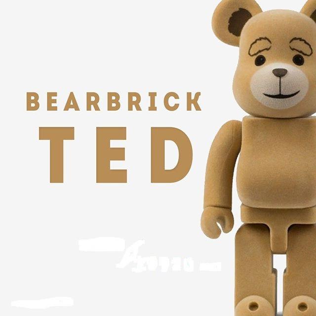Беарбрик Фигурка Тедди Bearbrick 400 %