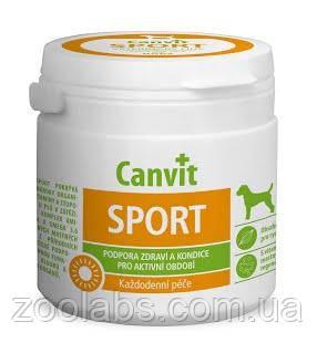 Витамины для активных собак Canvit Sport (100 шт)