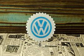 """Мыло с логотипом """"Volkswagen"""""""