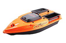 Кораблик прикормочный VULKAN с автопилотом и эхолотом Toslon TF-500, фото 2