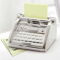 Подставка для бумаг Balvi Печатная машинка