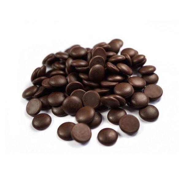 Дропсы (монетки) шоколадные 250г