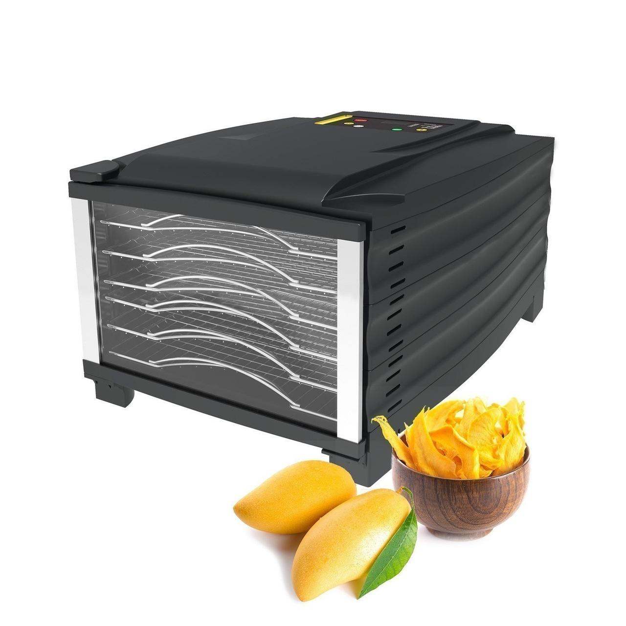 Дегидратор BioChef Arizona 6 Tray Food Dehydrator, фото 1