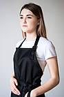 Фартук Latte для повара, бариста, официанта, фото 9