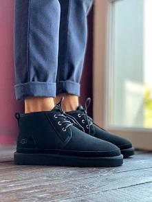 Мужские ботинки-угги UGG Neumel Black