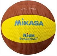 Баскетбольный мяч Mikasa SB512-YBR (р. 5)