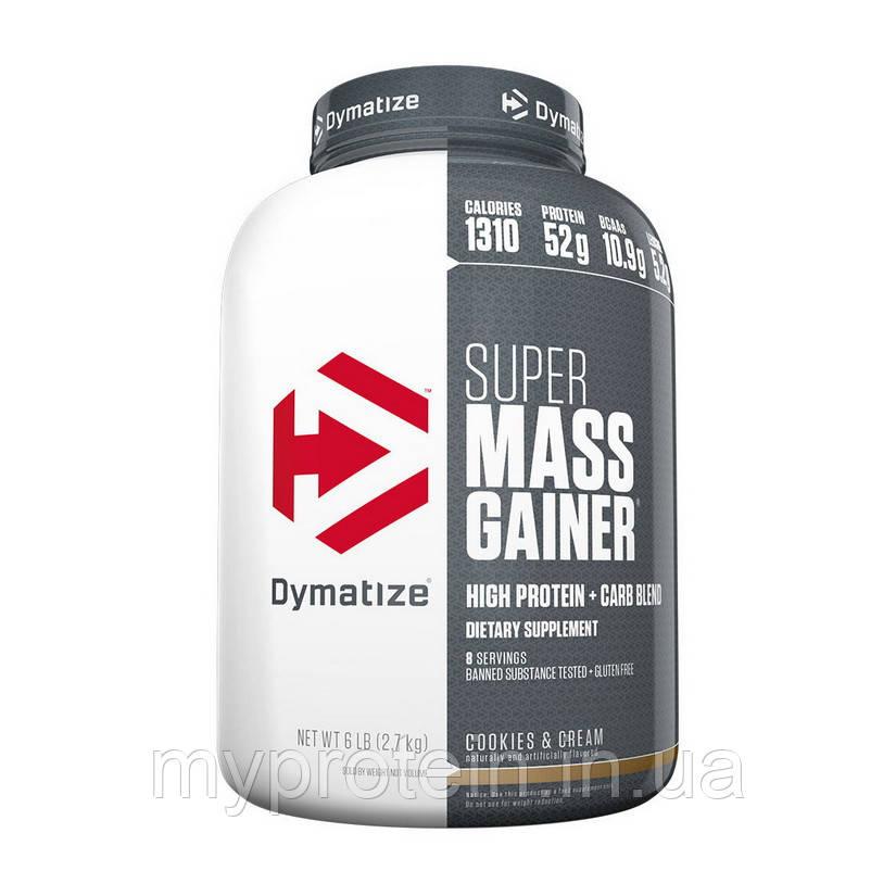 Dymatize Гейнер Super Mass Gainer (2,7 kg )