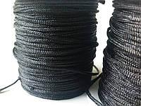 Шнур Шамбала Черный 1,5 мм метр