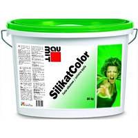 Силикатная краска Baumit SilikatColor 24кг