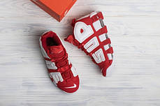 Мужские кроссовки в стиле Nike Air More Uptempo Supreme, фото 3