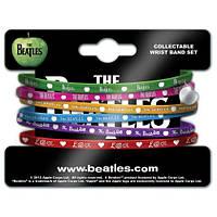 """Набор браслетов """"The Beatles"""""""