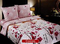 Комплект постельного САКУРА двойной
