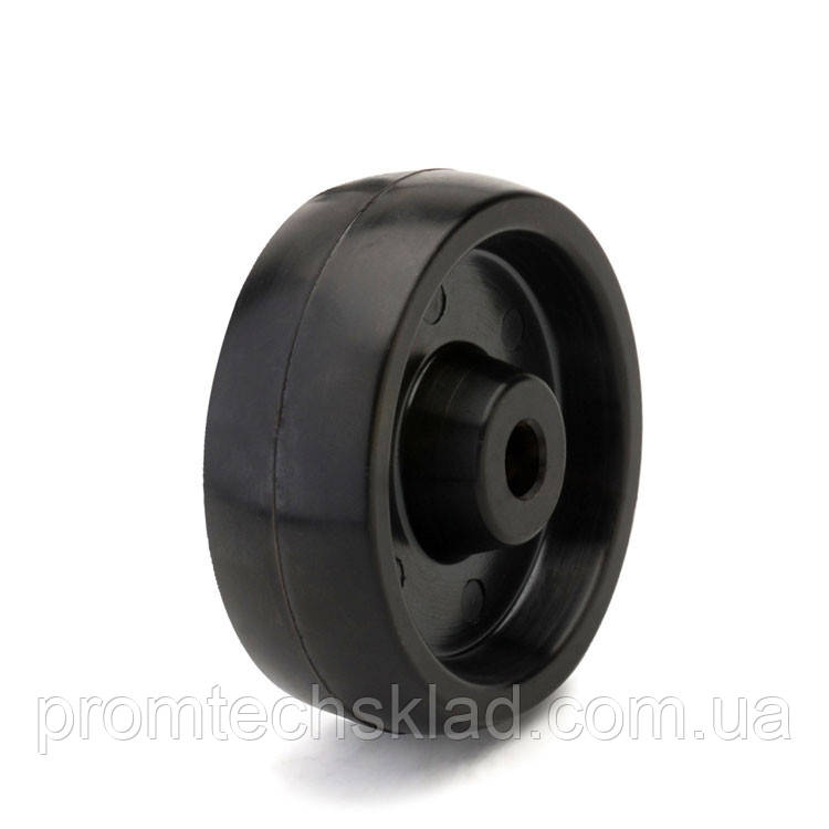 Колесо из фенольной смолы без кронштейна 100 мм