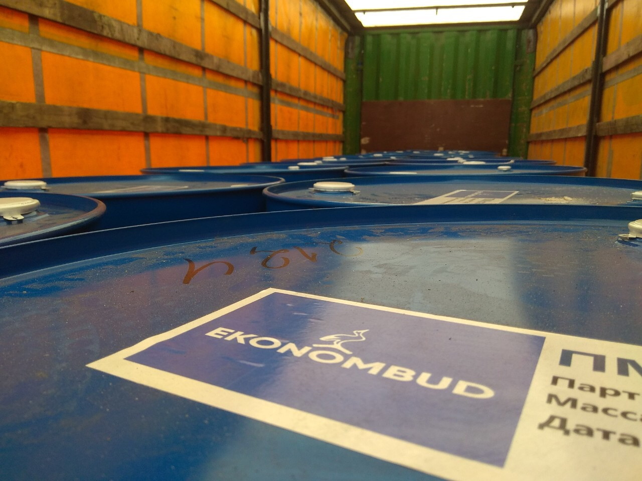 Isofoam Изоционат (250кг) компонент Б для ППУ | Basf (Германия)