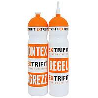 Extrifit Bottle Extrifit Short Nozzle White 700 ml