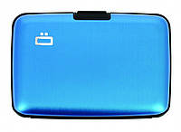 Визитница-портмоне OGON Stockgolm, голубая