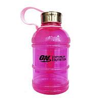 Optimum Nutrition Water Jug Pink 1 l