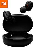 Оригинальные Xiaomi Redmi AirDots Black ZBW4467CN беспроводные наушники