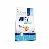 Сывороточный протеин AllNutrition Whey Delicious Protein 700 g