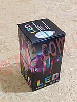 Cветодиодная Диско-лампа LED (+патрон)
