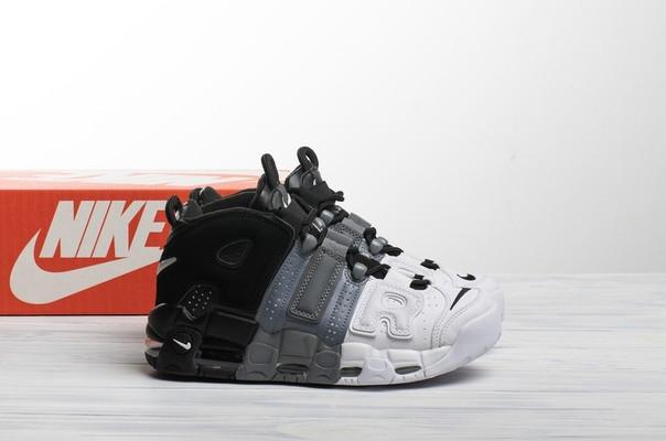 Мужские кроссовки в стиле Nike Air More Uptempo Tri-Color
