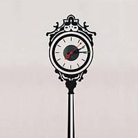 Вінілова наклейка Feron NL34 вуличні годинники
