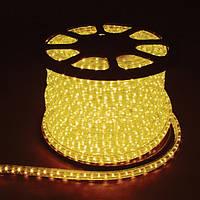 Светодиодный дюралайт Feron LED 2WAY желтый