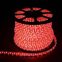 Светодиодный дюралайт Feron LED 2WAY красный
