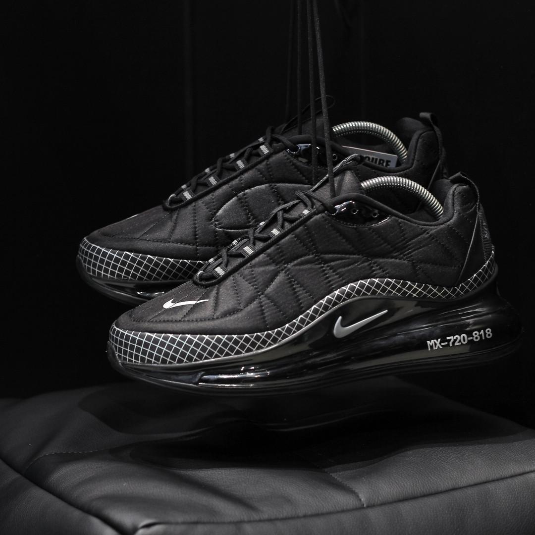 """Кроссовки Nike Air Max 720-818 """"Черные"""""""