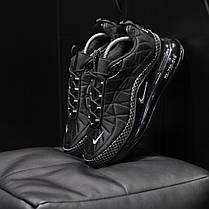 """Кроссовки Nike Air Max 720-818 """"Черные"""", фото 2"""