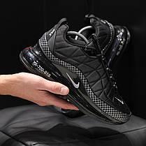 """Кроссовки Nike Air Max 720-818 """"Черные"""", фото 3"""