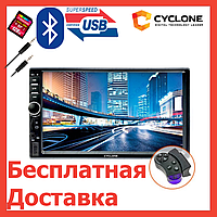 2Din автомагнітола CYCLONE MP-7022 на OC Windows