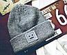 Стильная женская шапка с смайликом, фото 5